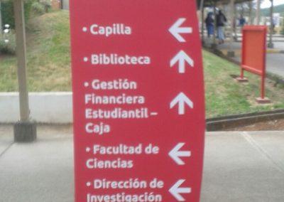 Dpimpress - Señaléticas Metalicas Concepción