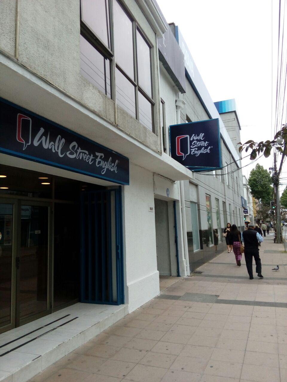 DPImpress - Letreros Luminosos Wall Street Concepción