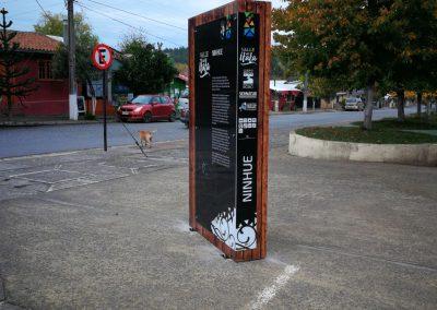 Dpimpress - Señaleticas Valle del Itata Concepción