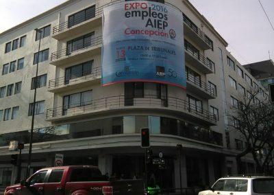 Dpimpress - Malla Mesh AIEP Concepción