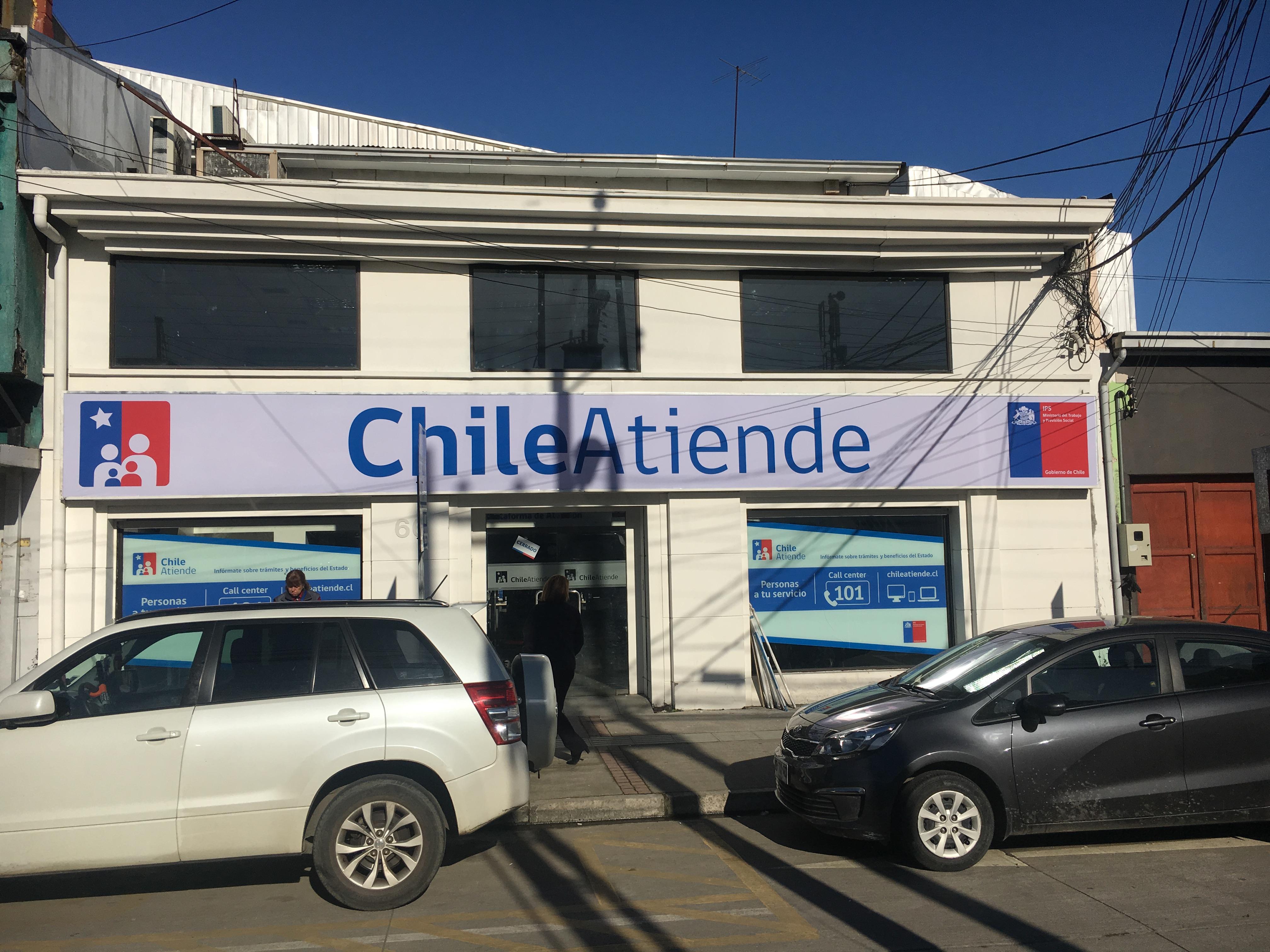 DPImpress - Letreros Luminosos Chile Atiende Concepción