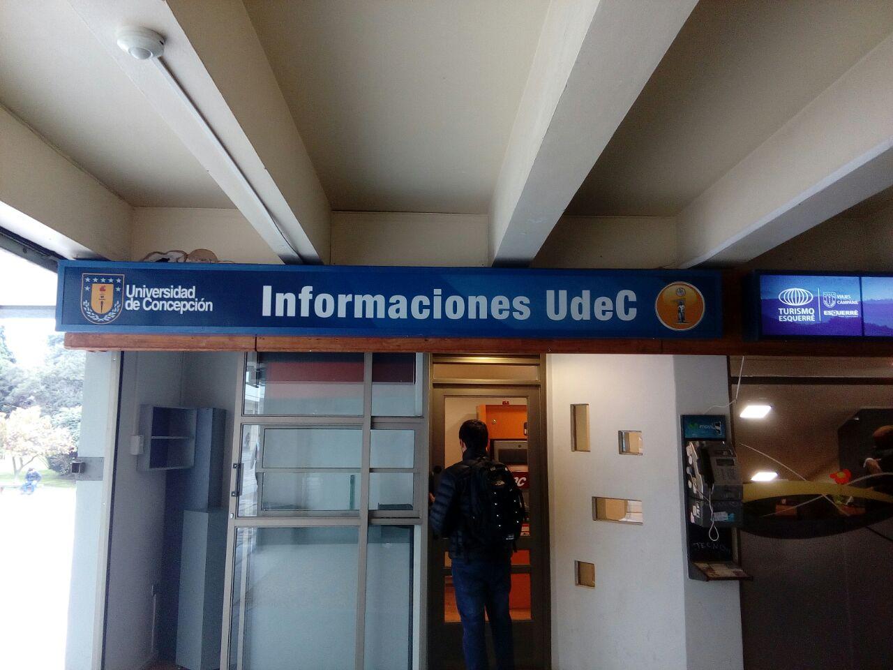 DPImpress - Letreros Luminosos UDEC Concepción
