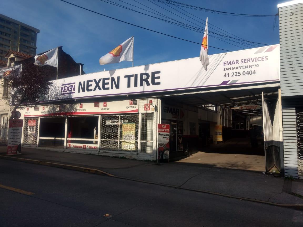 DPImpress - Letreros Luminosos Nexen Tires Concepción