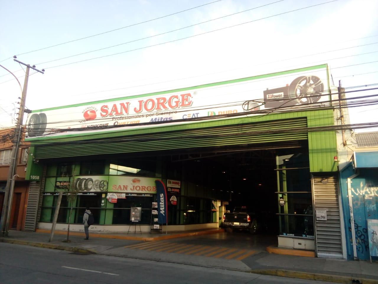 DPImpress - Letreros Luminosos San Jorge Concepción