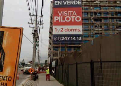 Dpimpress - Malla Mesh Inmobiliaria 2 Concepción