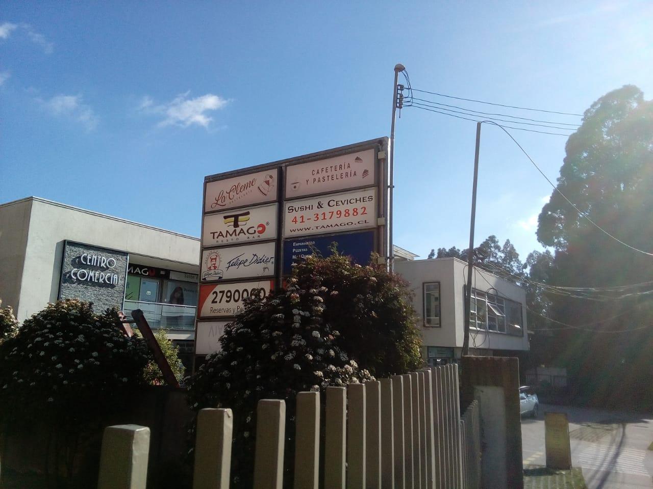 DPImpress - Letreros Luminosos Street Center Concepción
