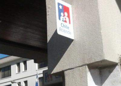 Dpimpress - Señaléticas Chile Atiende Concepción