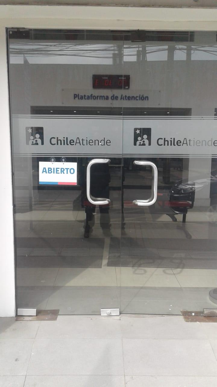 DPImpress - Empavonados Chileatiende Concepción