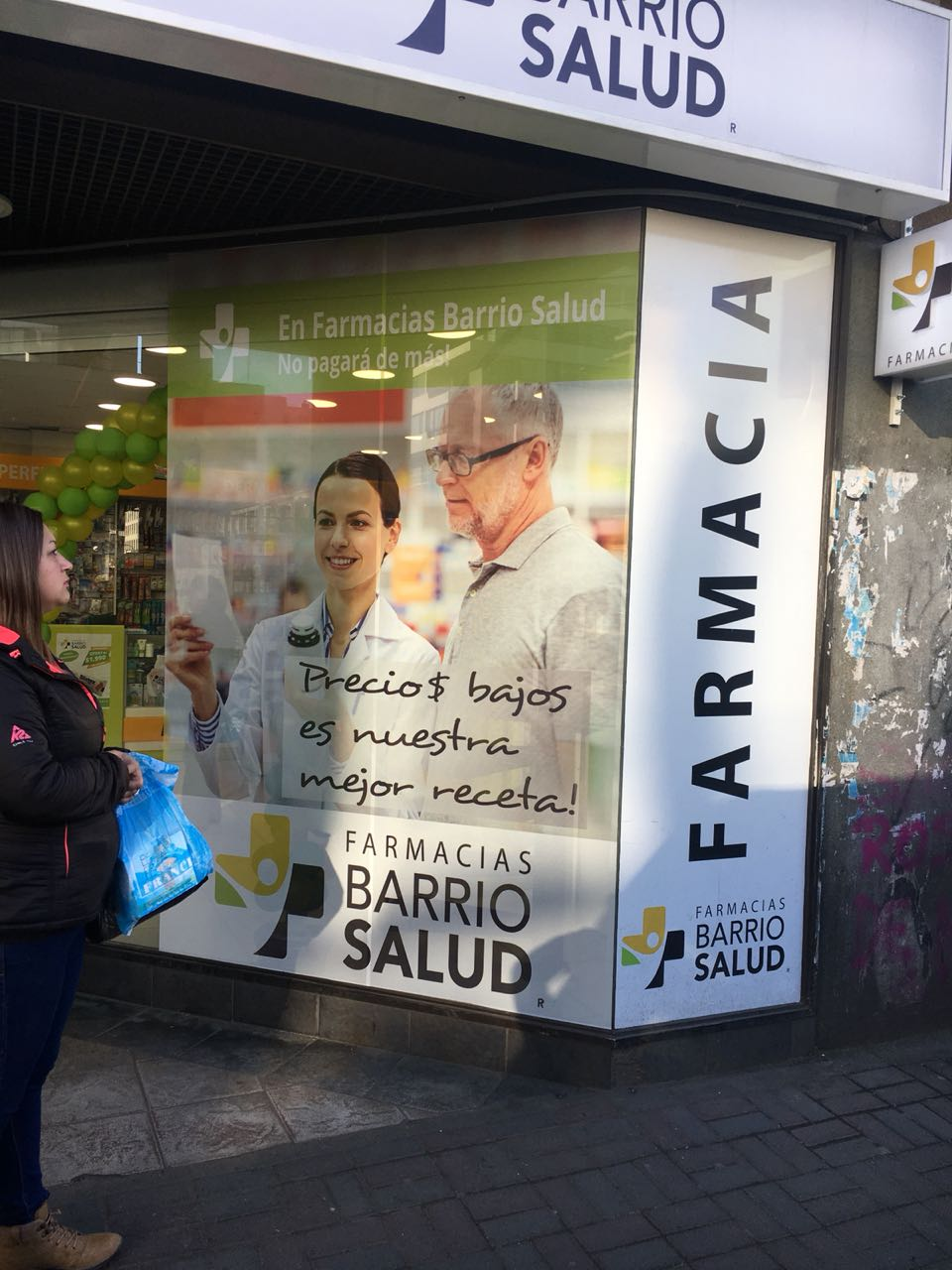 DPImpress - Window Vision Barrio Salud Concepción