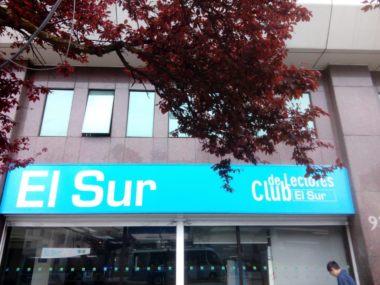 DPImpress - Letreros Luminosos El Sur Concepción