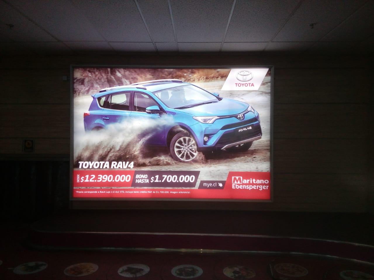 DPImpress - Letreros Luminosos Toyota Concepción