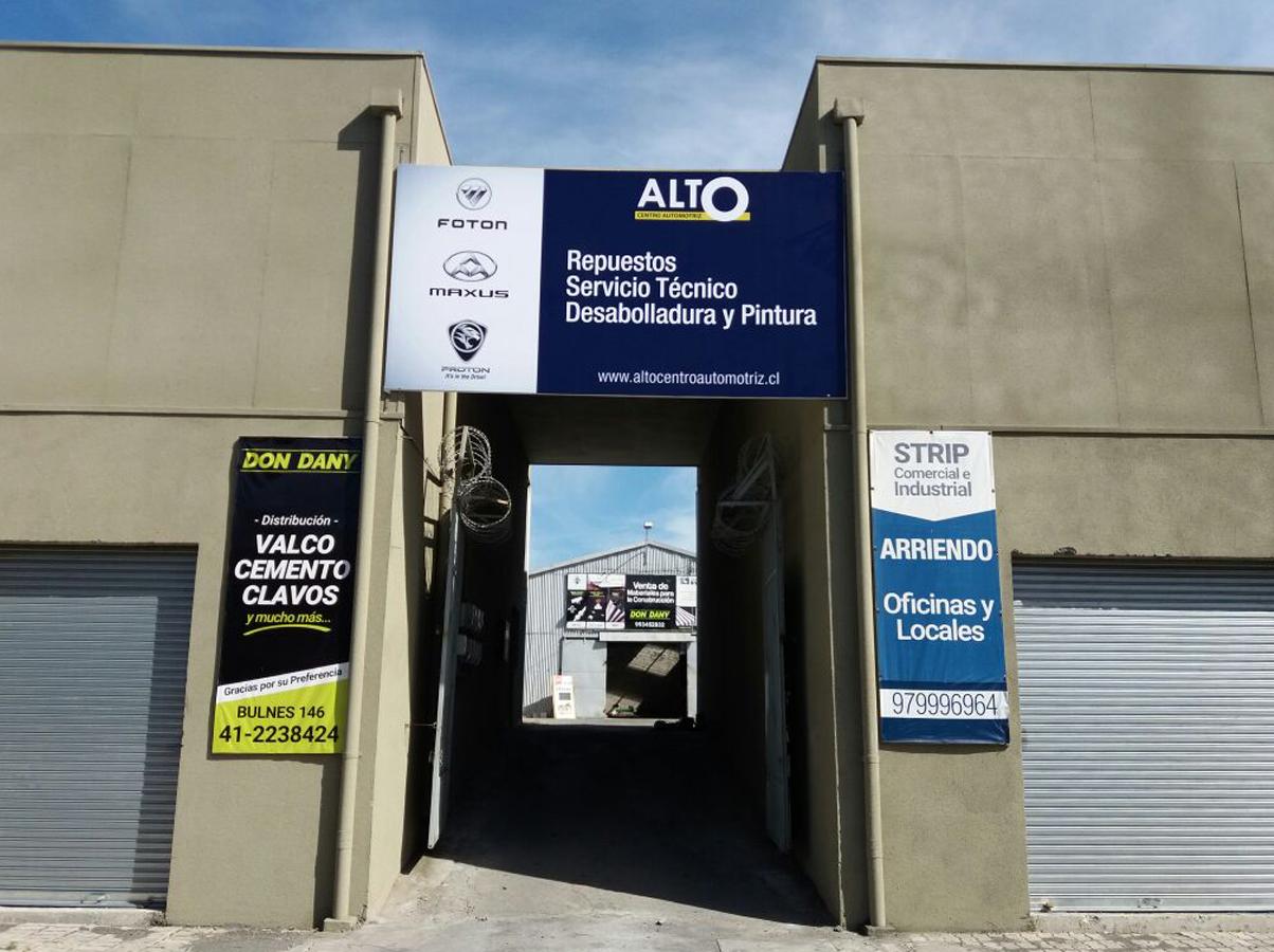 DPImpress - Letreros Concepción Alto