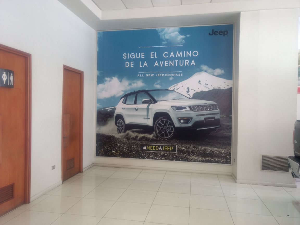 DPImpress - Letreros Concepción Jeep