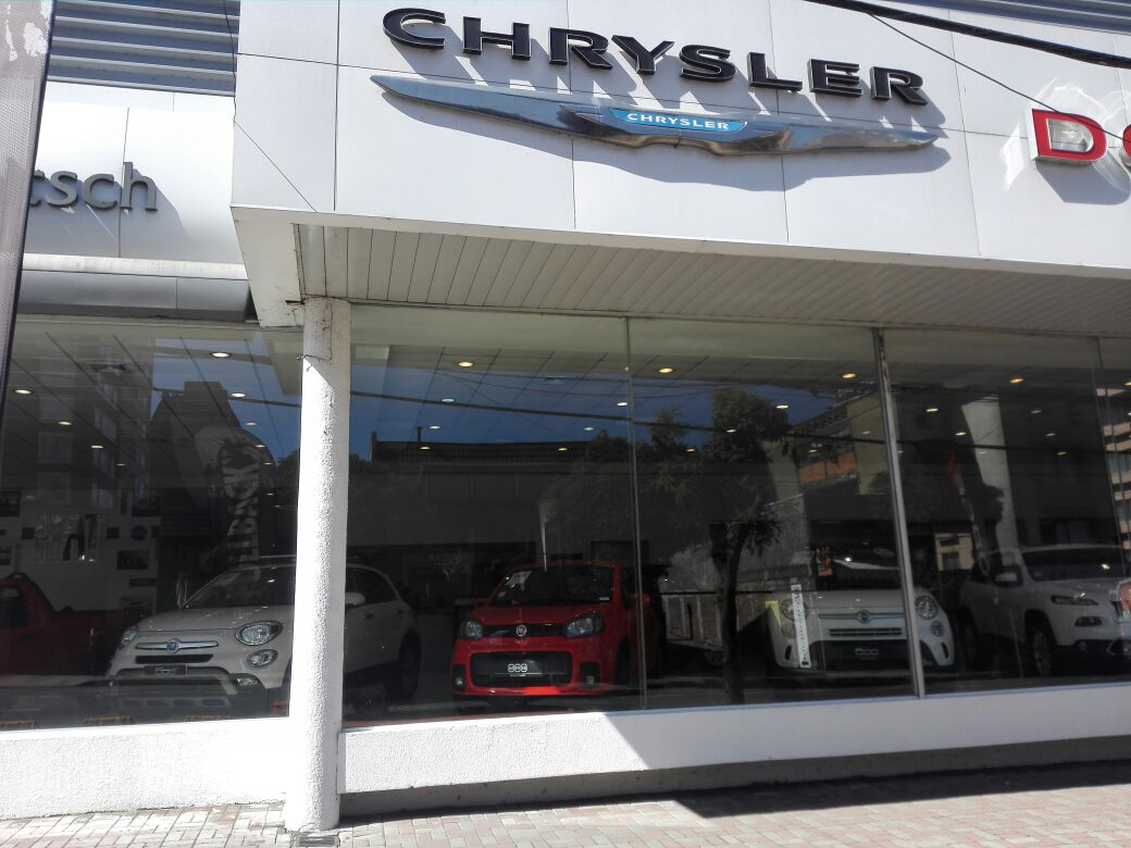 DPImpress - Letreros Volumetricos Chrysler Concepción