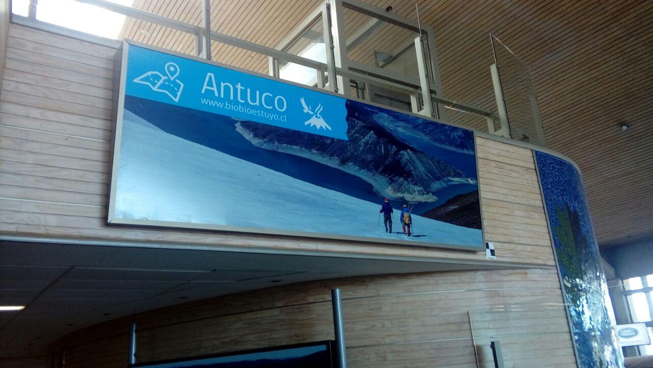 DPImpress - Letreros Concepción Antuco