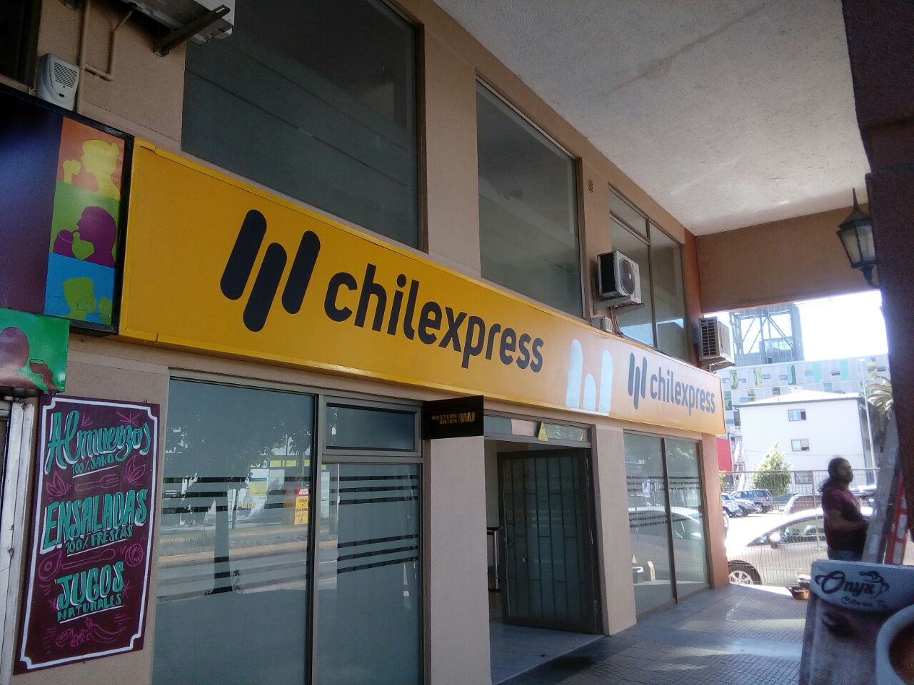 DPImpress - Letreros Concepción Chilexpress