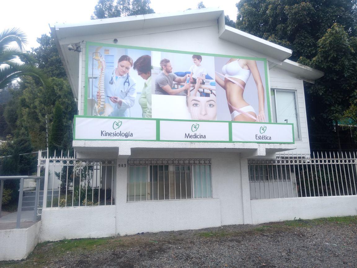 DPImpress - Letreros Concepción Kine