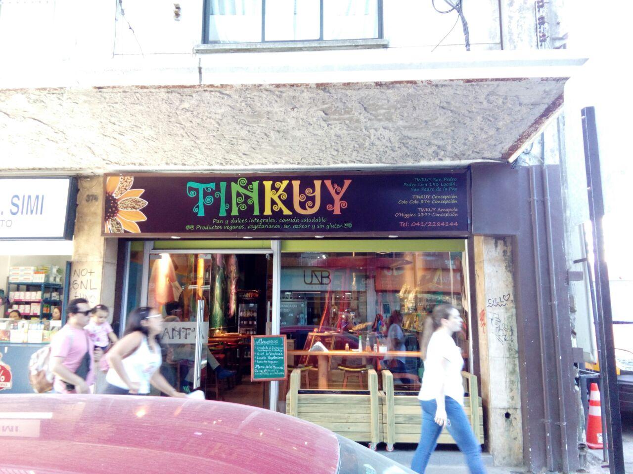 DPImpress - Letreros Concepción Tinkuy