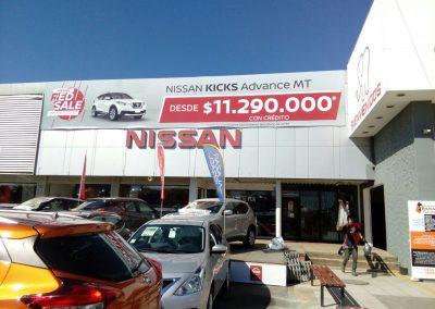 Dpimpress - Gigantografias Nissan Concepción